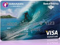 Hawaiian Airlines Visa Signature Card
